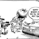 Happy Women's Day #GOK