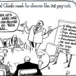 Parastatal chiefs meet to discuss 20% pay cut