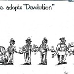 Police adopts 'Devolution'