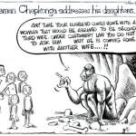 Chepkong'a on polygamy bill…