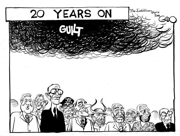 Rwanda, 20 years on
