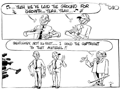 Who laid the ground for growth? Kibaki Vs UhuRuto