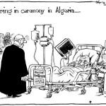 Swearing In Ceremony In Algeria