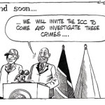 And soon… We will invite the ICC to come and investigate these crimes