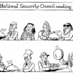 The National Security Council Meeting