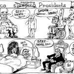 "Africa ""Meditating"" Presidents"
