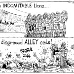 Cameroon: From Indomitable Lions (Italia 90) To  Disgraced Alley Cats (Brazil 2014)