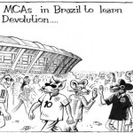 Kenyan MCAs in Brazil to learn about Devolution!