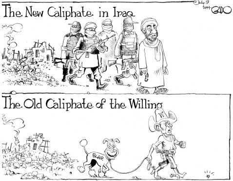 The New Caliphate in Iraq