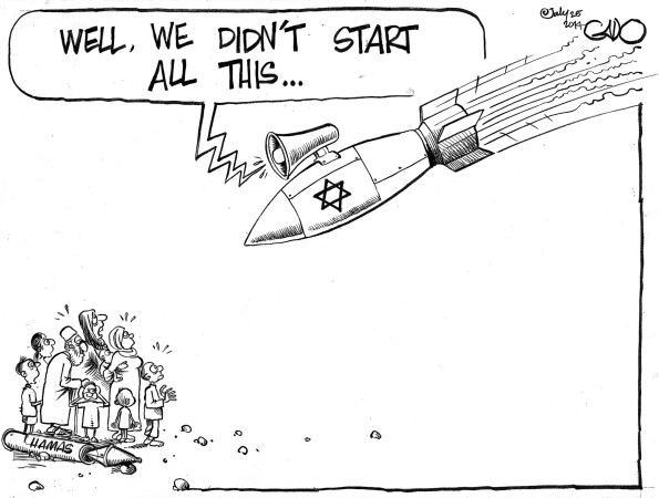 Israel – Hamas conflict