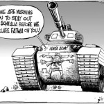 Kenya Army Vs. Al Shabaab