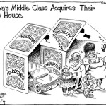 Kenya's Middle Class acquires new House