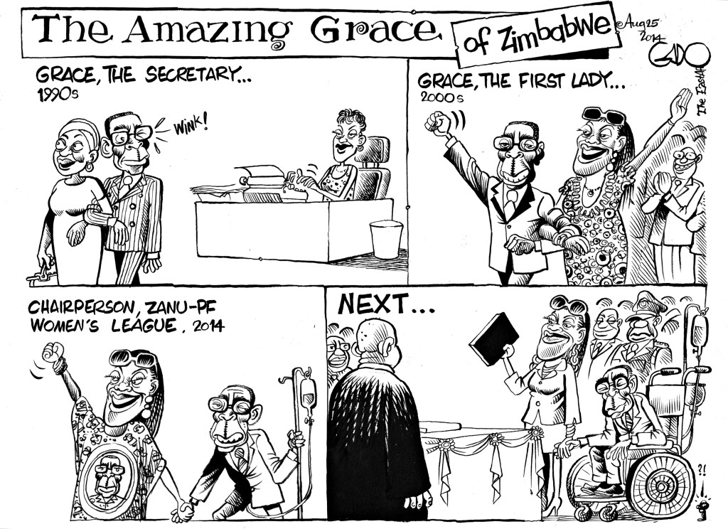EA Aug 22 14 The Amazing Grace of Zimbabwe