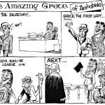 The Amazing Grace of Zimbabwe!