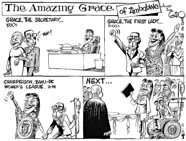 The Amazing Grace of Zimbabwe!