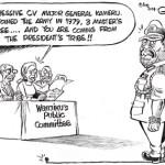 New NIS boss Major General Kameru