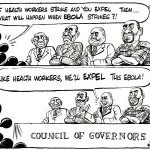 Governors and Health…