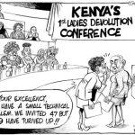 Kenya's 1st ladies Conference!