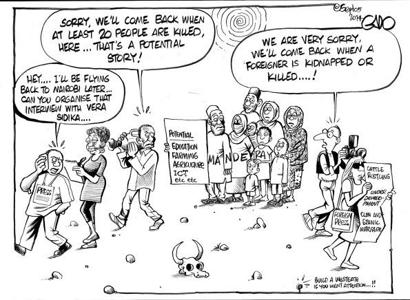 North Eastern Kenya and the Media