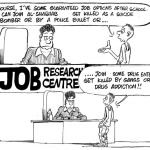 Job opportunities for the youth…?!