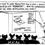 Why MCA's need guns…?!