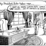 Deputy President Ruto takes over…