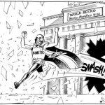 Kimetto breaks the world marathon record in Berlin…!