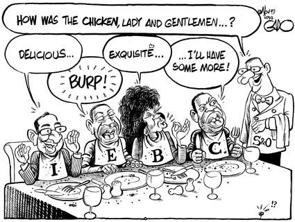 IEBC Saga…