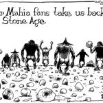 Gor Mahia fans take us back to Stone – Age