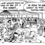 Otieno Kajwang Rich Legacy
