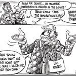 Raila and the Elders…!