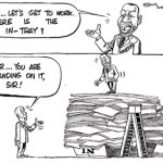 Nkaissery: Let's Get To Work….