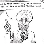 I have no connection to the Langata land #Singh