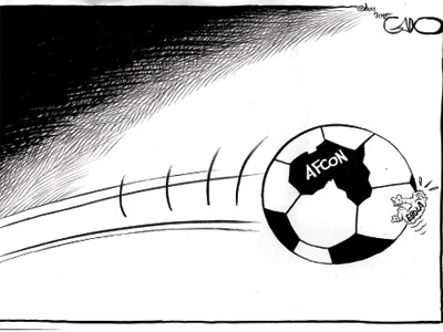 Ebola checks at Africa Cup of Nations