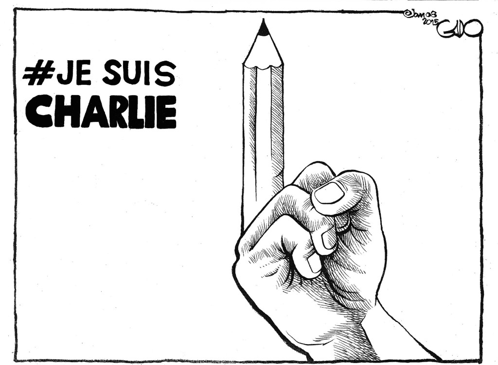 Jan 08 15 Je Suis Charlie