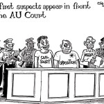 The First Suspects appear at the African Union Court!