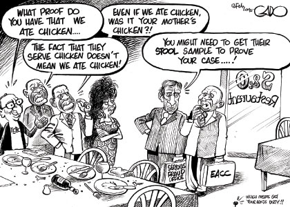 #ChickenGate