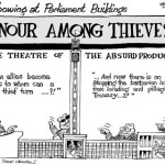 Honor Among Thieves #Parliament
