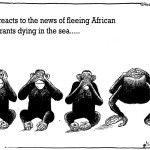 AU reacts to news of Dying African migrants!