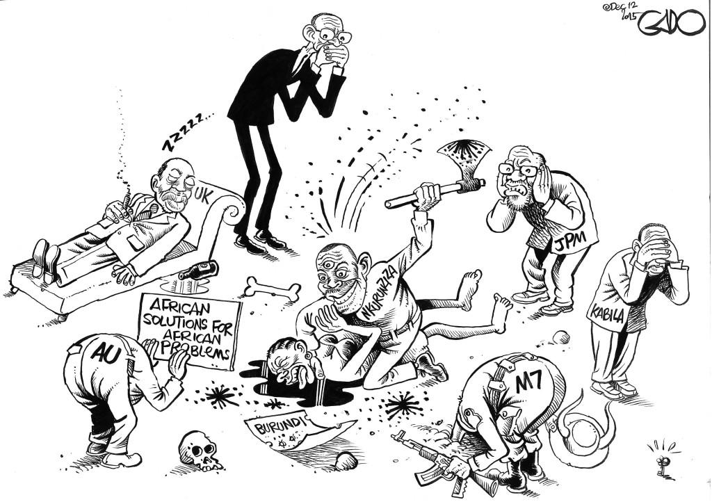 Dec 12 EA leaders and Burundi
