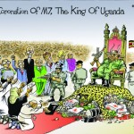 The Coronation of M7, The King Of Uganda