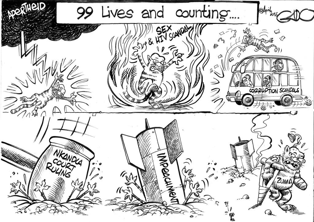 April 03 16 99 lives of Zuma