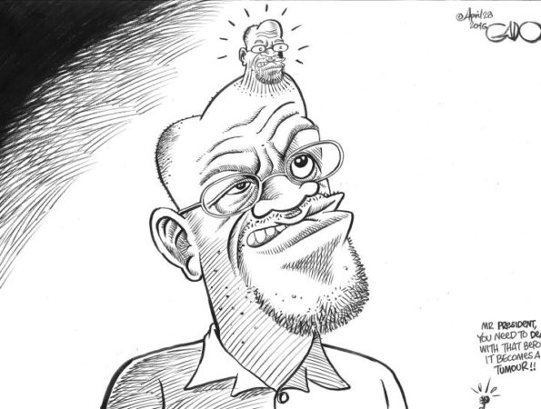 President Magufuli and his BOIL!