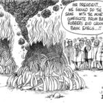 Burning Ivory: Let's also burn the cash, Bank robbers and crooked bank execs!