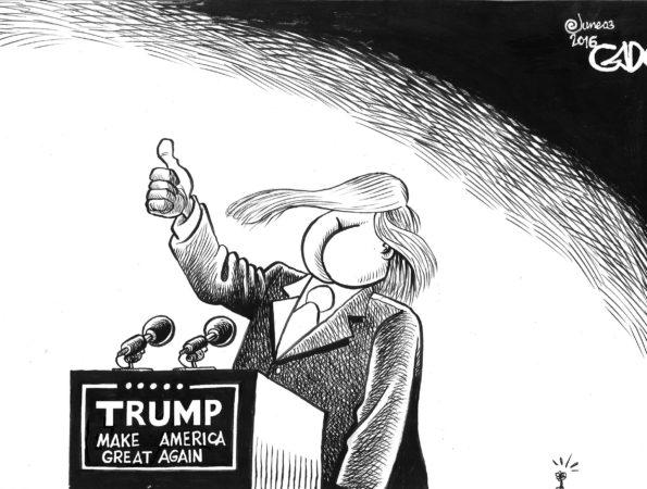 Trump makes America Great Again!
