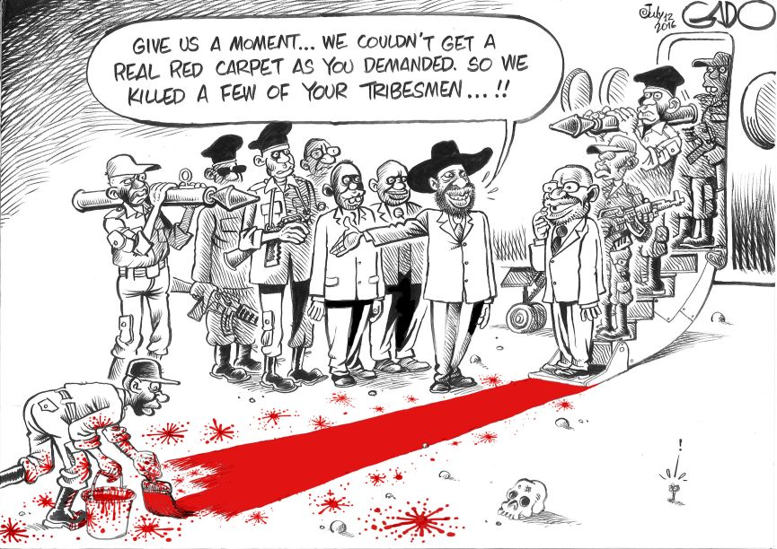 July.12.16.Salva.Kiir.and.Riek.Machar.Fighting.again