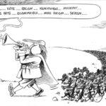 Trump and his rats