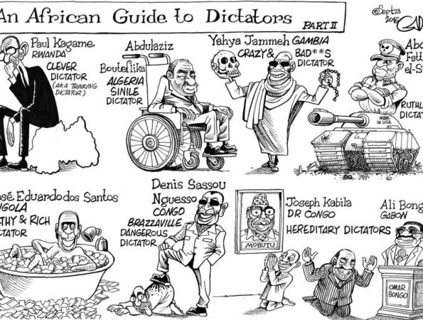 A guide to African Dictators Part II