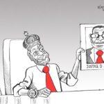 President Uhuru and Justice Maraga