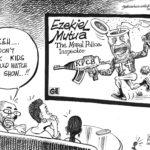 Ezekiel Mutua The Moral Police Inspector